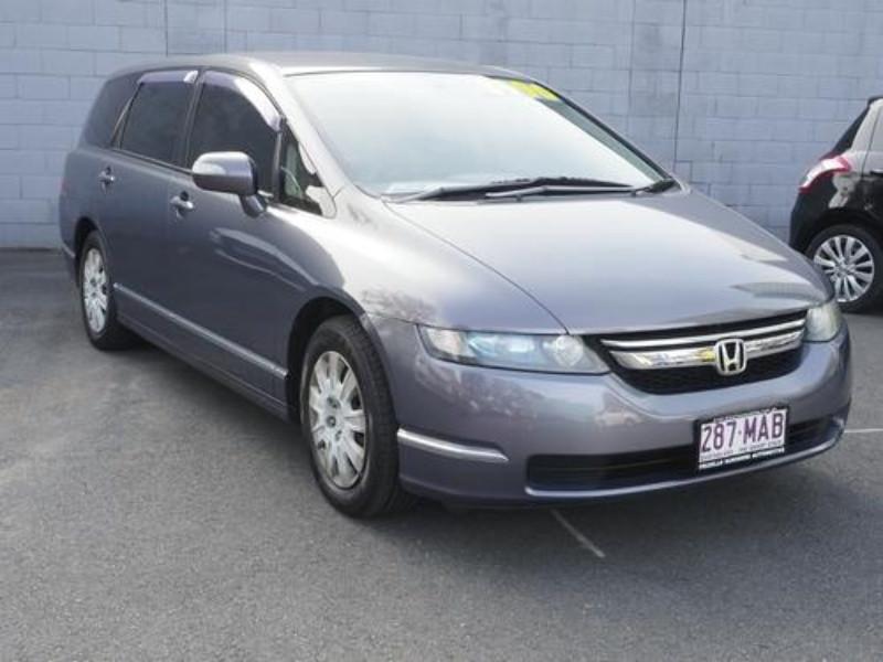 Honda Odyssey Gen-3