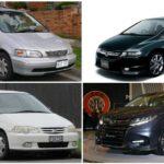 Sejarah Honda Odyssey