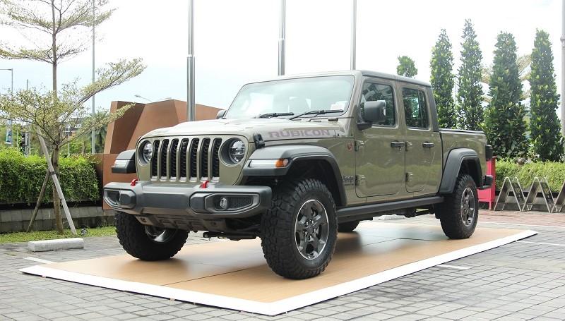 DAS Indonesia Motor jadi agen pemegang merek (APM) Jeep di Tanah Air