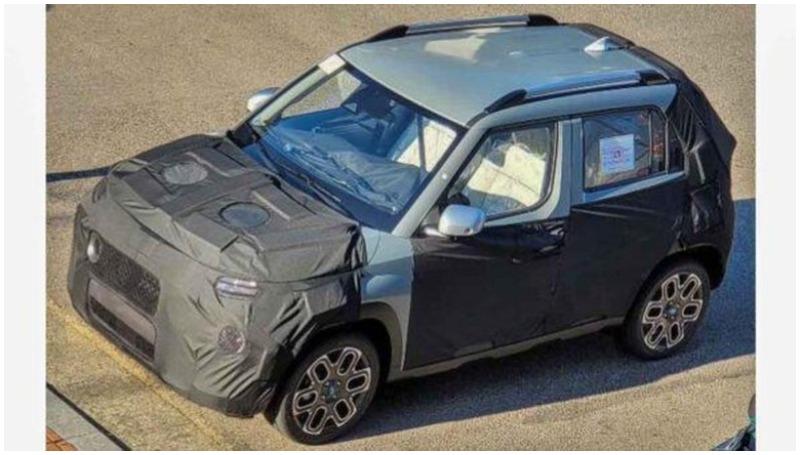 SUV terbaru Hyundai yang jadi rival Suzuki S-Presso