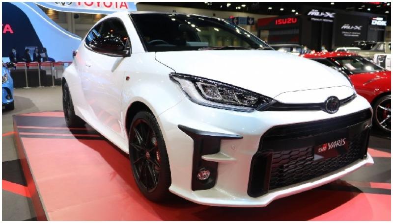 Toyota GR Yaris vs trd sportivo