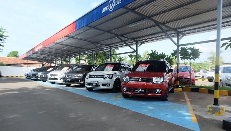 Program tukar tambah mobil Suzuki