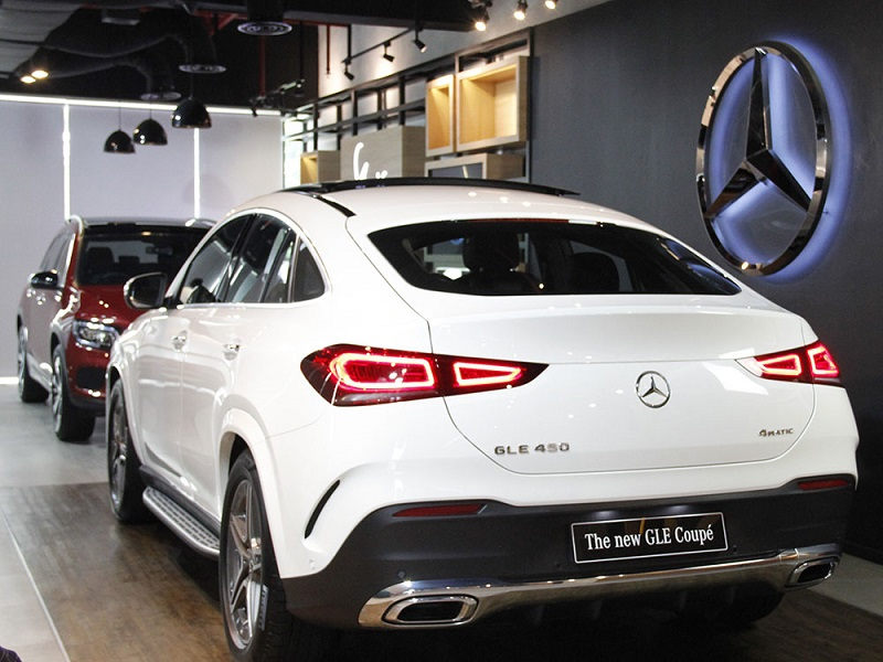 Mercedes-Benz GLE 450 4MATIC Coupe