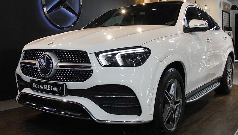 Mercedes-Benz GLE 450 4MATIC Coupé
