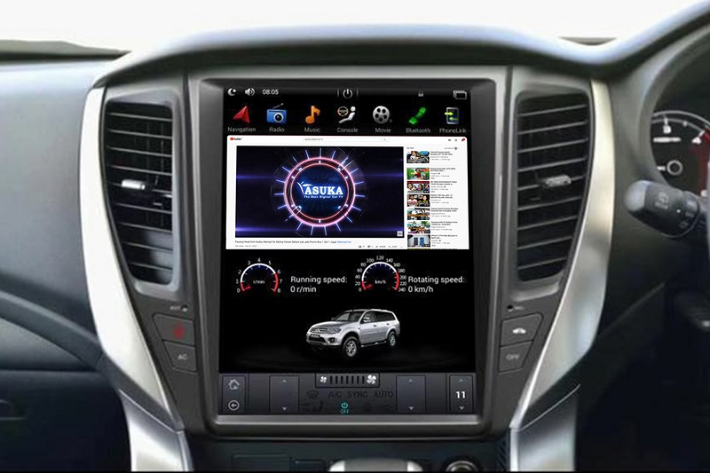 Asuka Car TV rilis head unit Mirai M-T680 dan M-652A