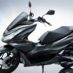 motor terbaru tahun 2021 honda pcx 160