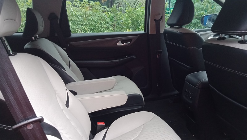 captain seat wuling cortez ct type s