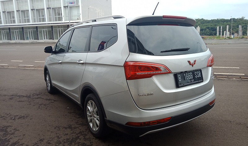 test drive wuling cortez ct type s