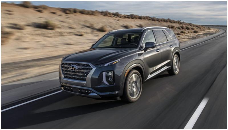 Hyundai Palisade bakal meluncur di akhir tahun 2020