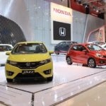 Penjualan mobil Honda November 2020