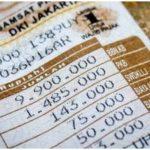 cara menghitung pajak motor