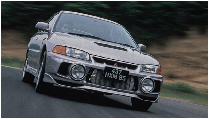 Mitsubishi Lancer, sedan yang melegenda di Indonesia maupun dunia