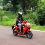 5 kelebihan motor listrik Gesits