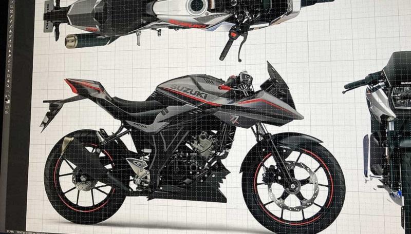motor baru suzuki 2021