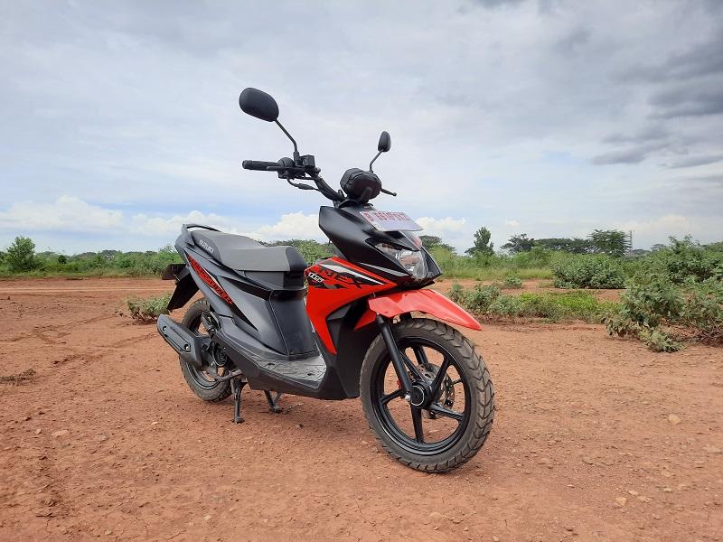 Detil spesifikasi Suzuki Nex Crossover