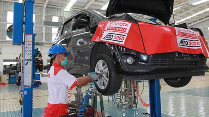 Perawatan Toyota Kijang Innova di Auto2000