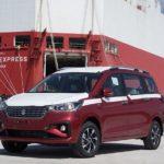 Suzuki Ekspor All New Ertiga ke Brunei Darussalam