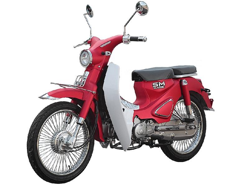 motor karburator terbaru