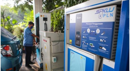 SPKLU kini telah tersedia di Tol Trans Jawa dan bisa diketahui via Charge.IN
