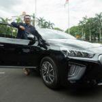 Hyundai Ioniq jadi mobil dinas Ridwan Kamil