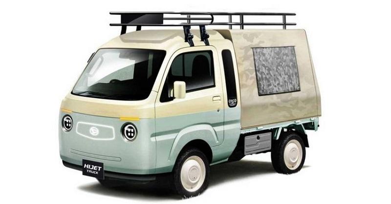 Daihatsu Hijet versi Petualang