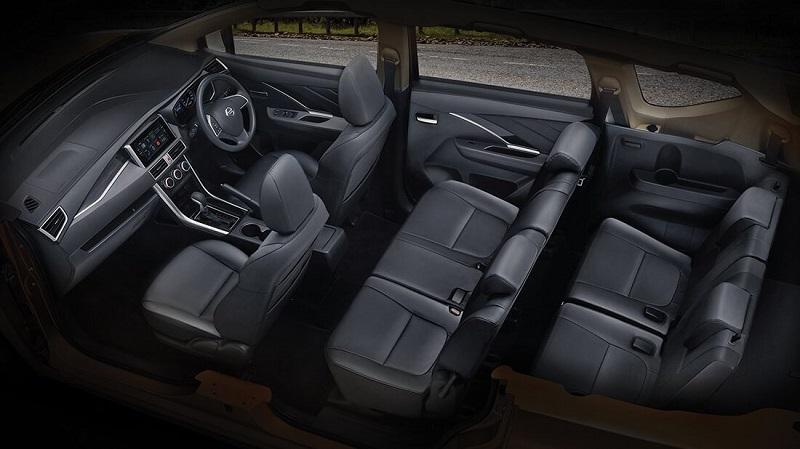 Kabin Nissan Livina
