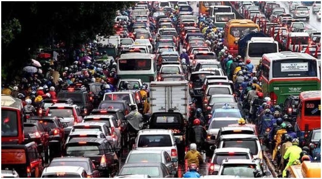 Populasi Kendaraan Bermotor