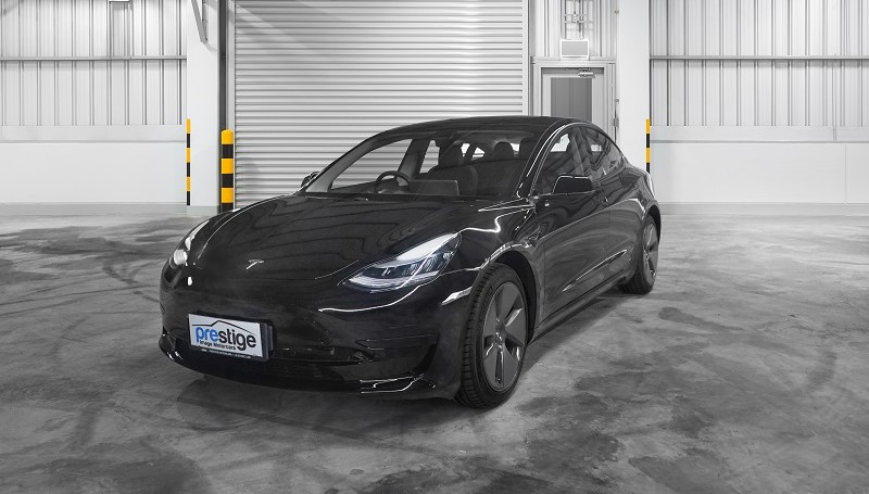 Tesla Model 3 facelift