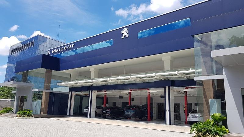 Penjualan Peugeot Indonesia di 2020