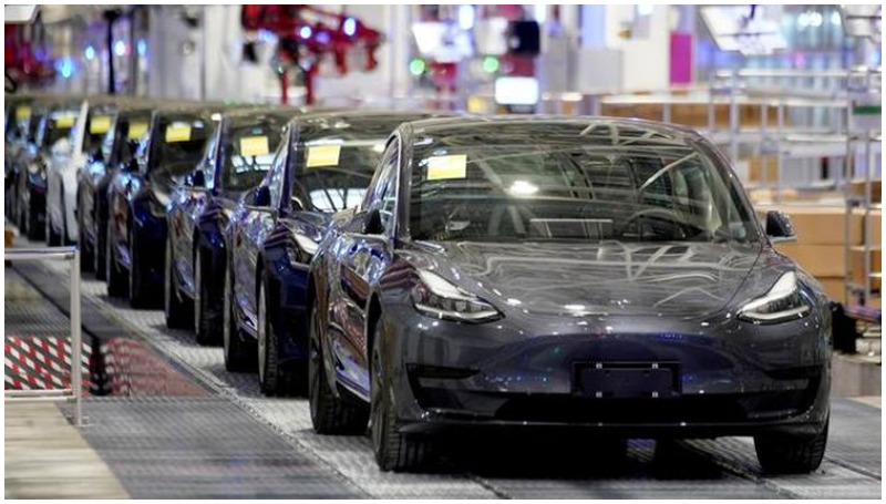 Proposal investasi Tesla untuk jajaki pasar mobil listrik Indonesia