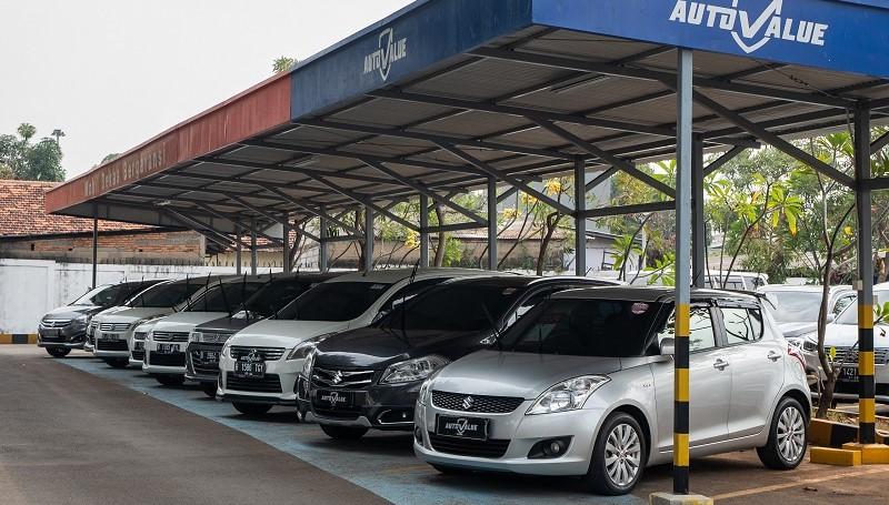 PPnBM untuk Mobil Bekas
