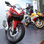 suspensi upside down cbr150r terbaru