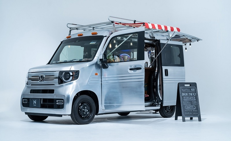 N-VAN, andalan Honda di ajang Virtual Auto Salon 2021
