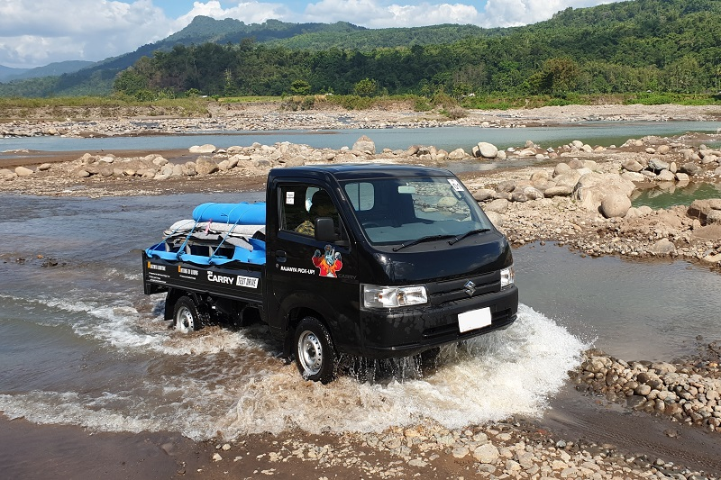 New Carry Pick Up berkontribusi dalam penjualan Suzuki di tahun 2020