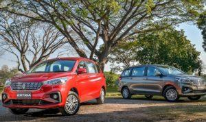 Marketshar Suzuki diharapkan meningkat