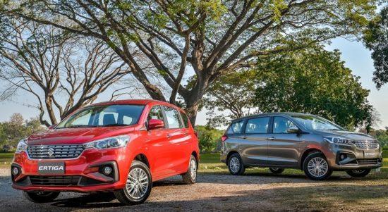 Torehan penjualan Suzuki di tahun 2020