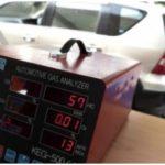 Mengetahui syarat lulus uji emisi mobil