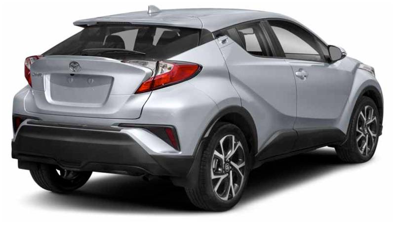 Toyota C-HR bermesin Ertiga