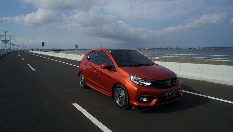 Penjualan mobil Honda di 2020 ditopang Honda Brio