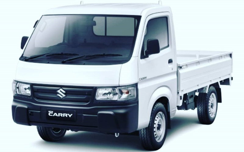 suuki carry pickup 2021