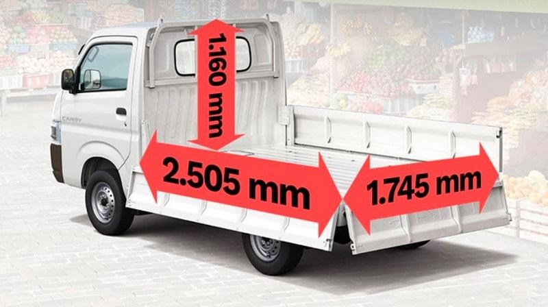 suzuki carry pickup 2021