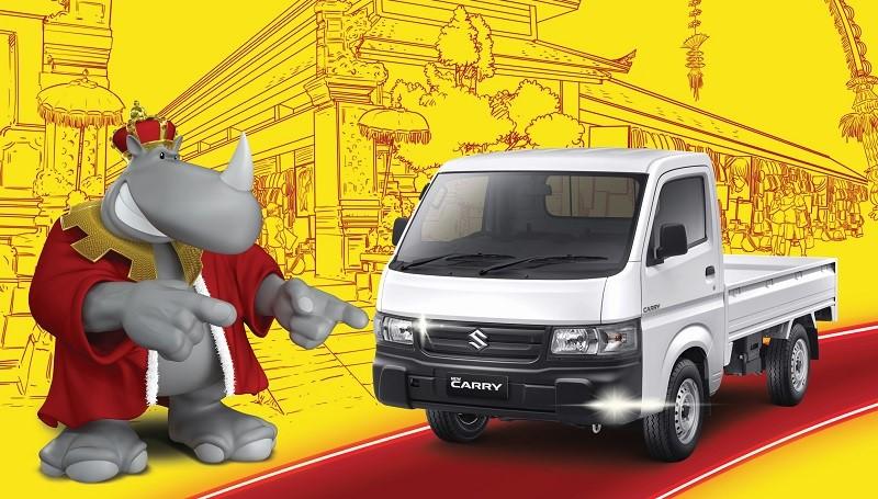 Perubahan Suzuki Carry pikap terbaru