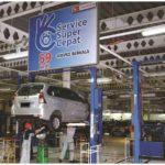 Layanan bengkel resmi Daihatsu
