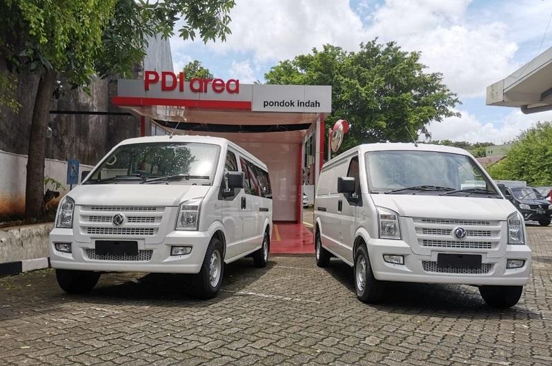 DFSK Gelora Minibus meluncur, harga Rp 185 juta