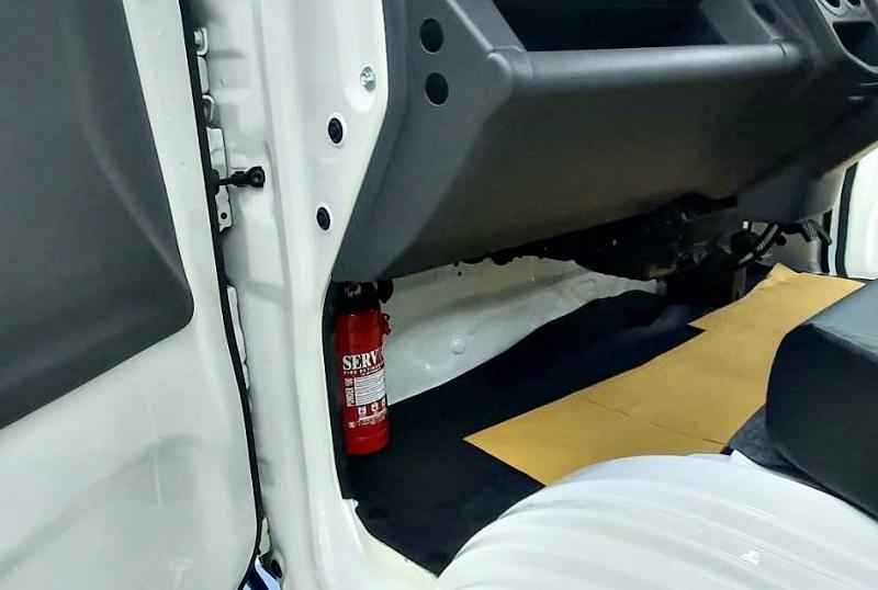 APAR jadi standar keamanan mobil baru Suzuki