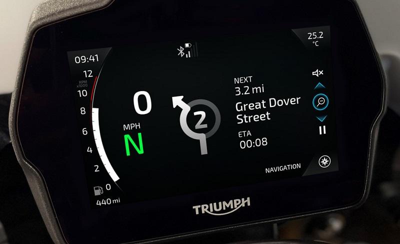 spesifikasi triumph speed triple 1200 rs