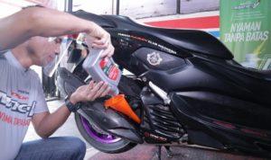 rekomendasi oli yang bagus untuk motor matic