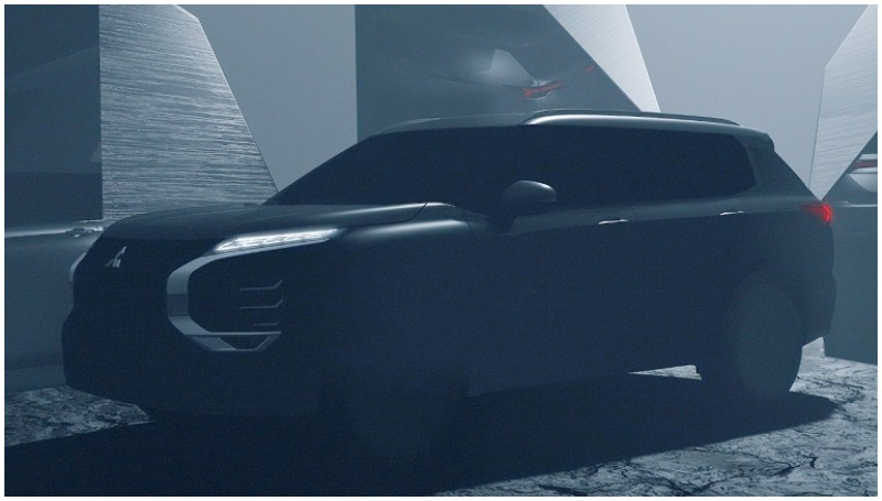 Ini sosok Mitsubishi Outlander 2022