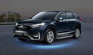 cr-v facelift 2021