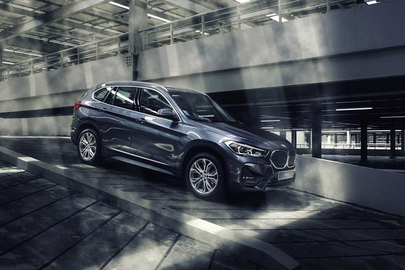 BMW rakitan lokal X1